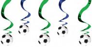 Decorações de pendurar futebol