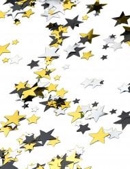 Confetis estrelas
