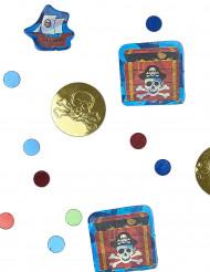 Confetes pirata