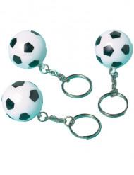 12 Porta-chaves bolas de futebol