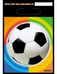8 Sacos de festa futebol