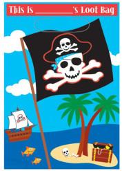 Saco pirata gala