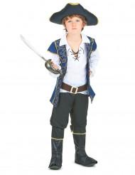 Disfarce pirata para menino