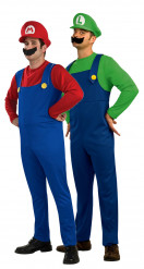 Disfarce de par Luigi e Mario Bros™