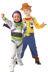 Disfarce de casal  Woody e Buzz Lightyear Toy Story Disney Pixar™ criança