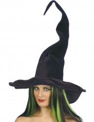 Chapéu de feiticeira mulher