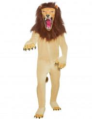Disfarce de Leão para adulto