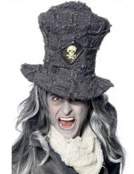 Chapéu alto adulto Halloween