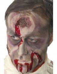 Falsa ferida do rosto 100% látex