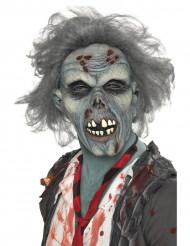 Máscara zombie adulto para Halloween