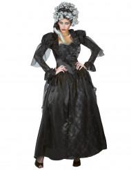 Disfarce de condessa mulher Halloween