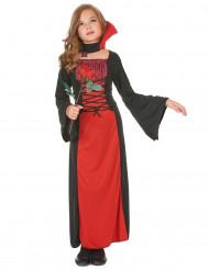 Disfarce vampiro rapariga Halloween