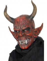 Máscara demônio adulto Halloween