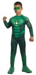 Disfarce Lanterna Verde™ para menino