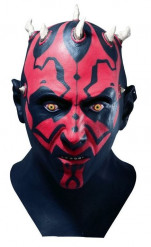 Máscara integral Darth Maul™ adulto Star Wars™