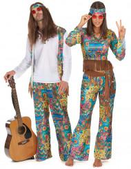 Disfarce de sasal Hippie