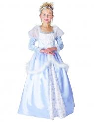 Disfarce princesa criança