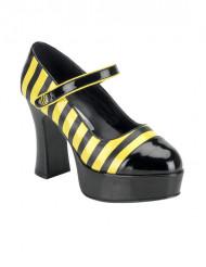 Sapatos de abelha mulher