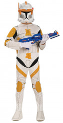 Disfarce Clone Trooper Cody Star Wars™ criança