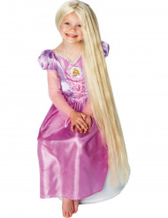 Peruca luminescente Barbie™ de princesa Rapunzel