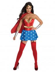 Disfarce Wonder Woman™ para mulher