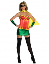 Disfarce Robin™ sexy com corpete mulher