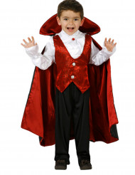 Disfarce vampiro menino Halloween