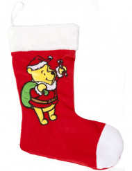 Meia de Natal Winnie The Pooh
