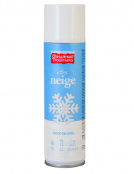 Lata de neve em spray Natal