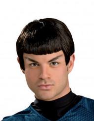 Peruca de plástico Star Trek para adulto