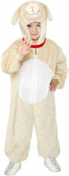 Disfarce ovelha para criança