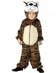 Disfarce de tigre para criança