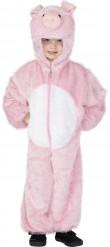 Disfarce porco para criança