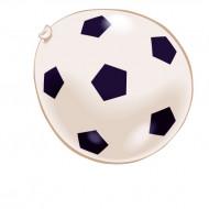 8 Balões de futebol