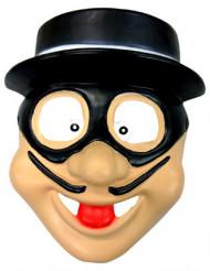 Máscara bandido criança