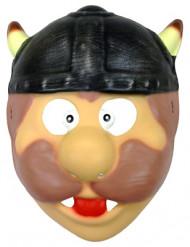 Máscara viking criança