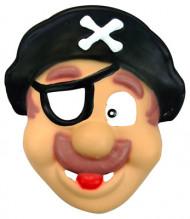 Máscara de pirata - menino
