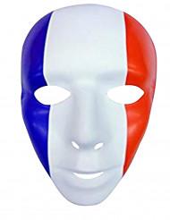 Máscara francesa!