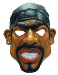 Máscara cantor rap