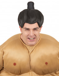 Peruca sumo adulto