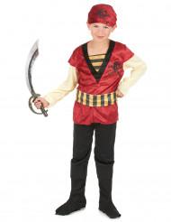 Disfarce pirata criança para rapaz