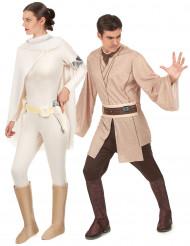 Disfarce de casal Jedi e Amidala Star Wars™