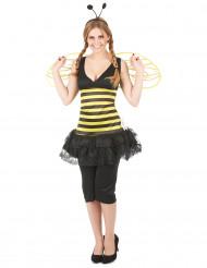Disfarce de abelha mulher