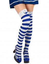 Meias marinheiro mulher