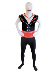 Disfarce Morphsuits™ vampiro adulto
