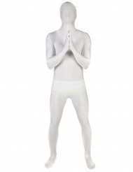 Disfarce Morphsuits™ branco adulto