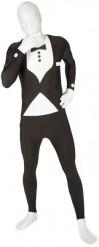 Disfarce Morphsuits™ traje preto adulto