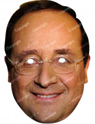 Máscara François Hollande