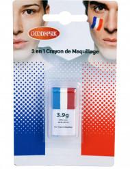 Lápis maquilhagem 3 em 1 França