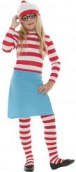 Disfarce Onde Está o Wally™ menina
